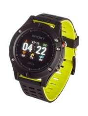 Smartwatch Garett Sport 25 GPS czarno-zielony