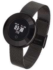 Smartwatch Garett Women Lea czarny stalowy