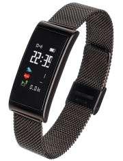 Smartwatch Garett Women Tina czarny stalowy