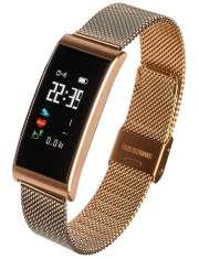 Smartwatch Garett Women Tina złoty stalowy