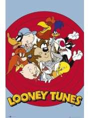 Looney Tunes Obsada - plakat