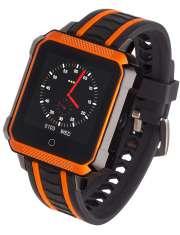 Smartwatch Garett Expert Sport pomarańczowy
