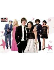 High School Musical Bal - plakat