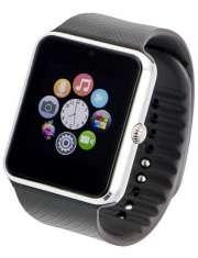 Smartwatch Garett G25 srebrny