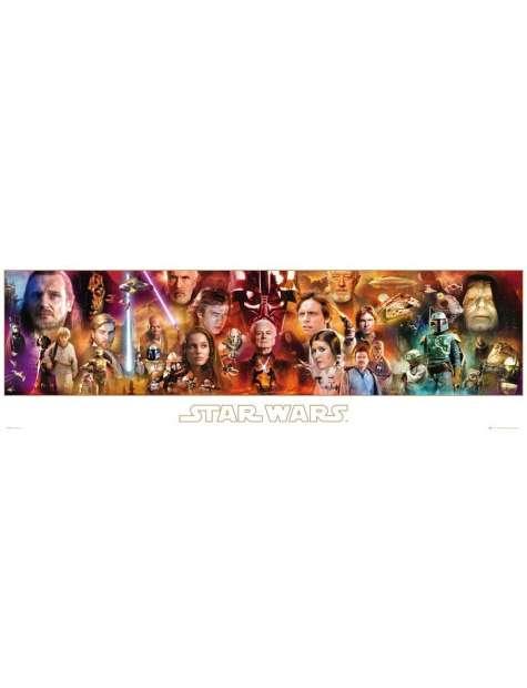 Gwiezdne Wojny Star Wars complete - plakat