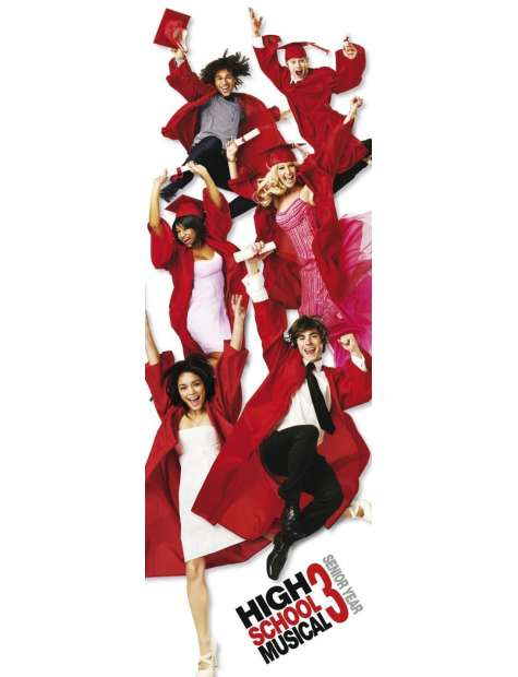 High School Musical one sheet - plakat