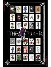 Batman Mroczny Rycerz Joker Mix - plakat