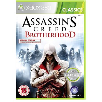 Assassin's Creed Brotherhood Xbox360-43261