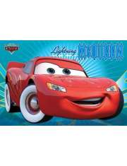 Disney Cars custom Auta - plakat