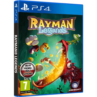 Rayman Legends PlayStation Hits PS4-43173