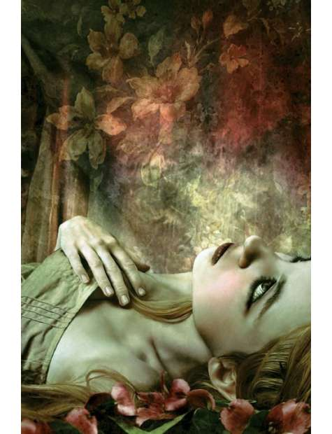 Erica Leighton Arabesque - plakat