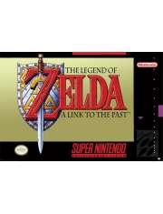 Zelda Super Nintendo - plakat