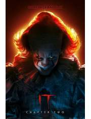 IT Chapter Two Come Back and Play - plakat