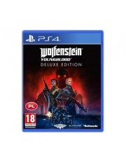 Wolfenstein: Youngblood Deluxe Edition PS4-43302