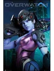 Overwatch Widowmaker - plakat