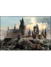 Harry Potter Hogwarts - plakat