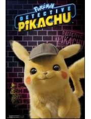 Pokemon Detektyw Pikachu - plakat