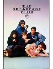Klub Winowajców The Breakfast Club - plakat