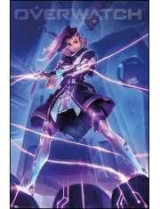 Overwatch Sombra - plakat