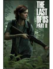 The Last of Us 2 Ellie - plakat