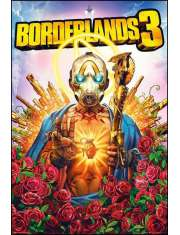 Borderlands 3 Cover - plakat