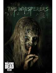 The Walking Dead The Whisperers - plakat