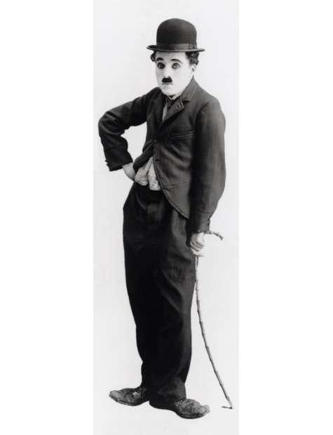 Charlie Chaplin Włóczęga - plakat