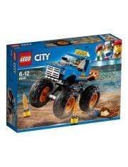 Klocki Lego City 60180 Monster Truck-43491