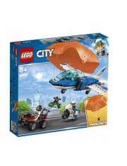Klock Lego City 60208 Aresztowanie Spadochroniarza-43523