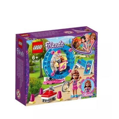 Lego Friends 41383 Plac Zabaw dla Chomików Olivii-43552