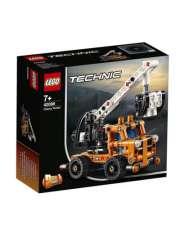 Lego Technic 42088 Ciężarówka z wysięgnikiem 2w1-43557