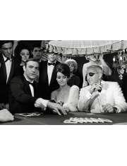 James Bond Operacja Piorun Poker - plakat