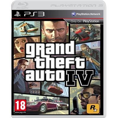 GTA IV PS3-1274