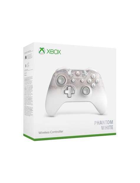 Pad Xbox One S Phantom White WL3-00121-43565