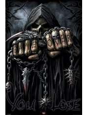 Game Over Śmierć - Spiral - plakat