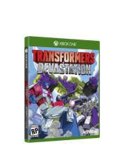 Transformers Devastation Xone-3913