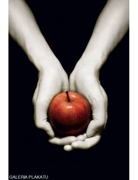Podarunek Jabłko - plakat