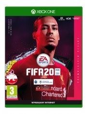 FIFA 20 EDYCJA MISTRZOWSKA Xone-40533