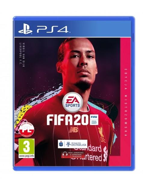 FIFA 20 MISTRZOWSKA EDYCJA PS4-40540