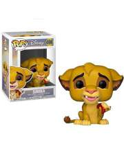 POP Disney The Lion King Simba 496-43833