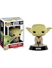 POP Star Wars Dagobah Yoda Bobble Head 124-43839