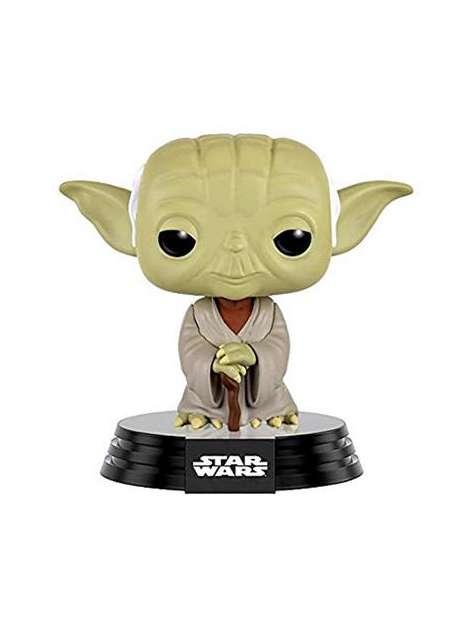 Figurka FUNKY POP - STAR WARS Dagobah Yoda