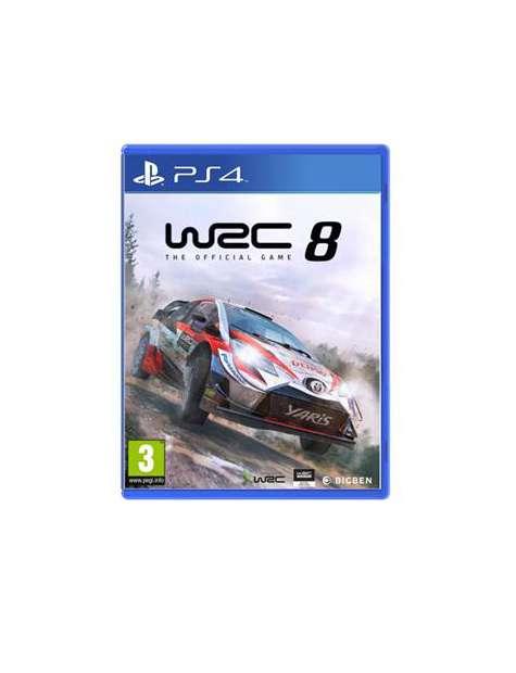 WRC 8 PS4-43939