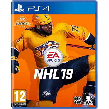 EA Sports NHL 19 PS4-43985