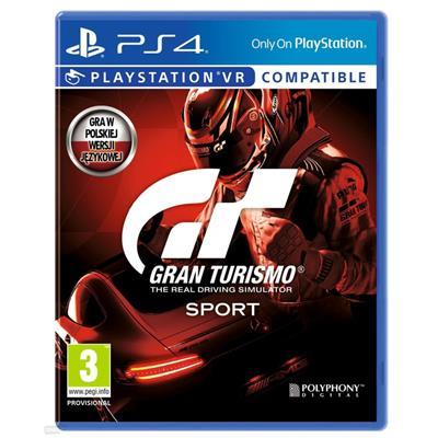Gran Turismo Sport VR PS4-43763