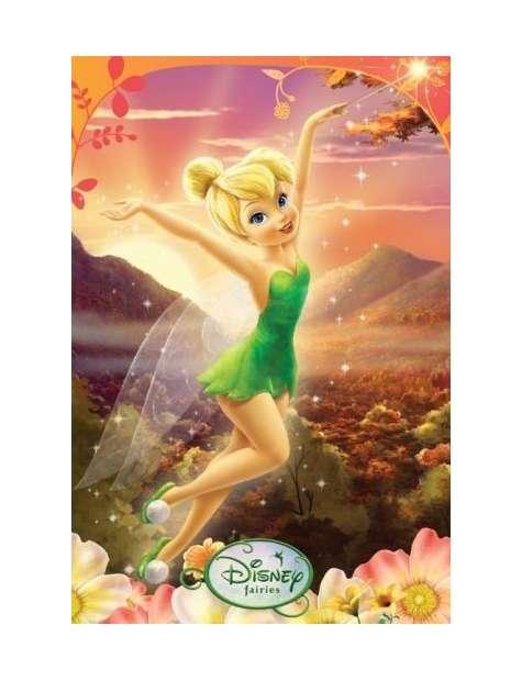 Disney Wróżki Dzwoneczek w Lesie - plakat