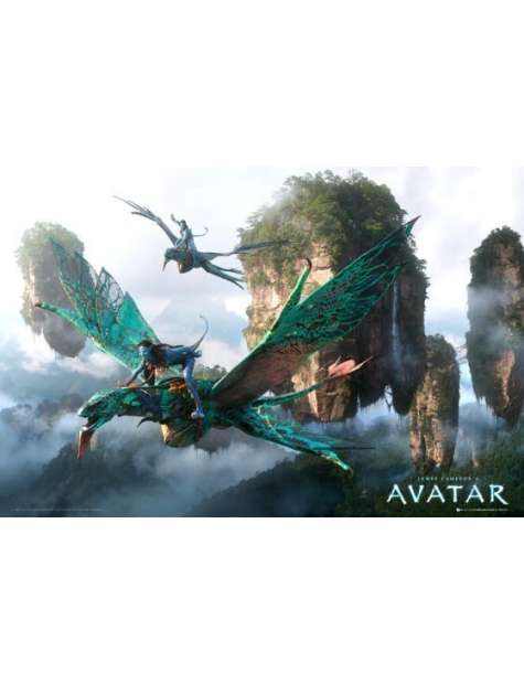Avatar Lot - plakat