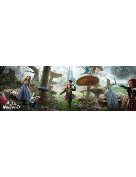 Alicja w Krainie Czarów - Kraina - plakat