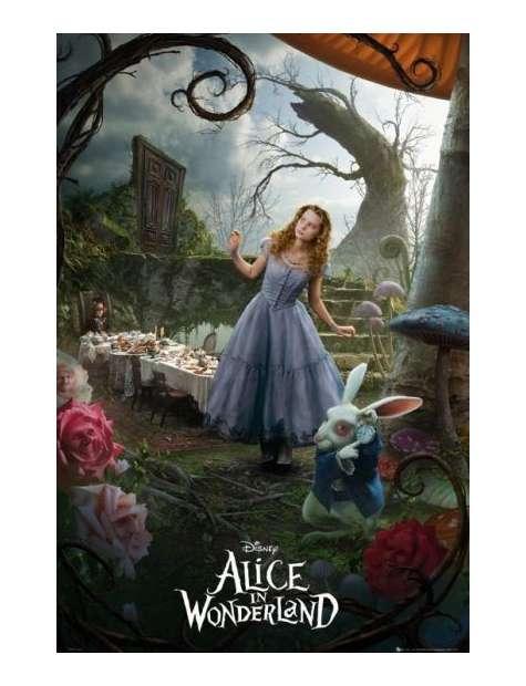 Alicja w Krainie Czarów - Alicja - plakat