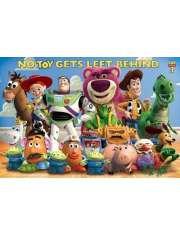 Toy Story 3 Obsada - plakat